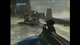 Halo 2 - E3 2004 Multiplayer Trailer - no watermark
