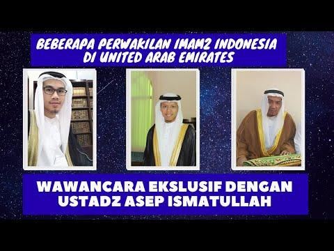 IMAM DARI INDONESIA DI MASJID ARAB
