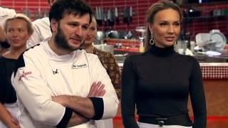 """Кулинарное шоу """"Адская кухня 2"""" - 11 выпуск"""