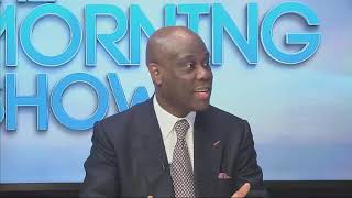 Access Bank GMD - Herbert Wigwe discusses the Access-Diamond Bank merger