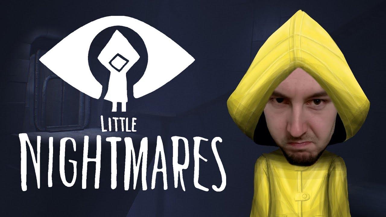 WIELKIE OKO | LITTLE NIGHTMARES #2