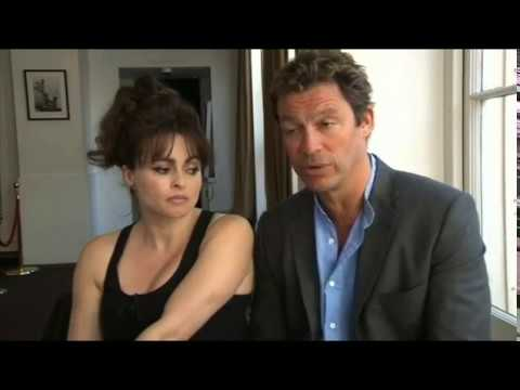 Helena Bonham Carter and Dominic West on 'Burton and Taylor'
