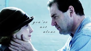Anna & Mr. Bates - You
