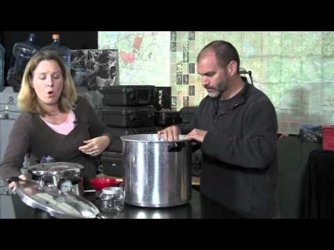 Pressure canner vs. pressure cooker: Is there a difference?