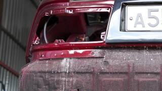 видео Купить тюнинг обвес Opel calibra
