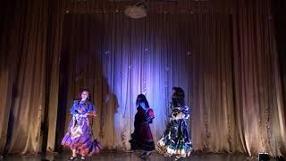 """Цыганский танец """"Прэ Почта"""" школа танцев """"Экспромт"""" в программе Романа Чернышевицкого"""
