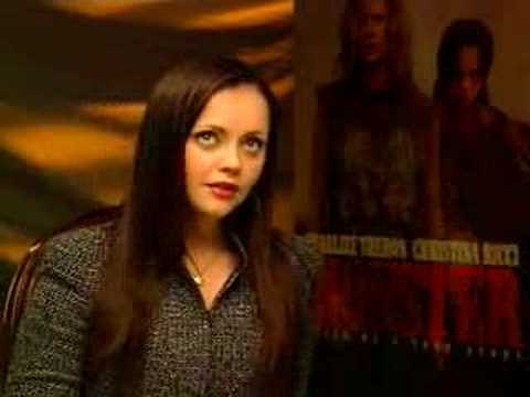 Christina Ricci Monster Interview