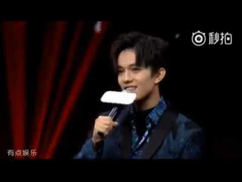 Dimash- Pop Music Annual Award 1/27/18 (English subtitles)