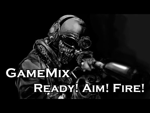 GameMix - Ready! Aim! Fire!