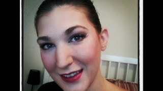 Competitive Dance Makeup