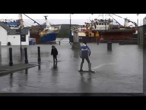 Kirkcudbright  High Tide