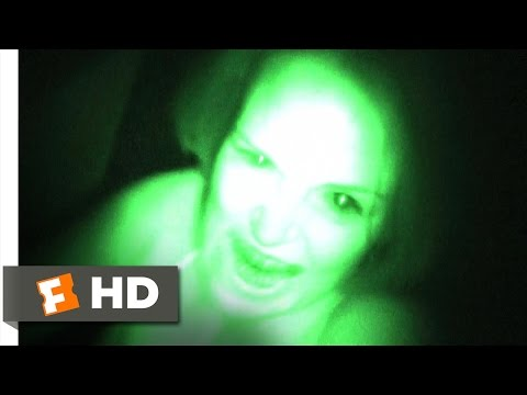 Paranormal Activity 2 910 Movie   Basement Attack 2010 HD