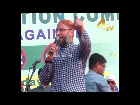 Asaduddin Owaisi Speech