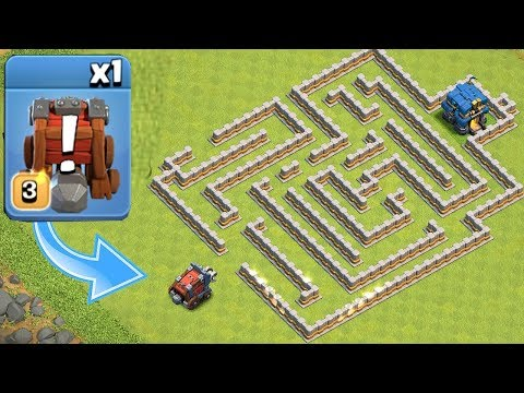 NEW WALL WRECKER MAZE!!!