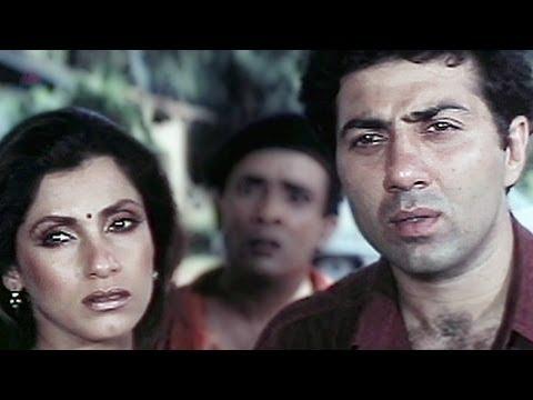 Sunny Deol, Dimple Kapadia, Prem Chopra,...