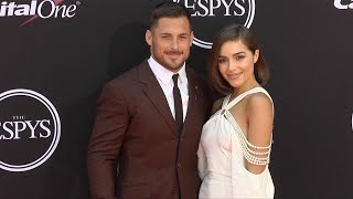 Olivia Culpo and Danny Amendola 2017 ESPY Awards Red Carpet