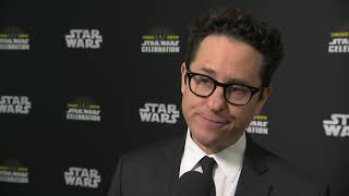 Star Wars: The Rise of Skywalker: Director JJ Abrams Movie Interview