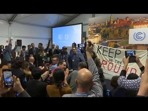 شاهد: أمريكيون يقتحمون اجتماعاً بمؤتمر المناخ اعتراضاً على سياسات ترامب…  - نشر قبل 2 ساعة