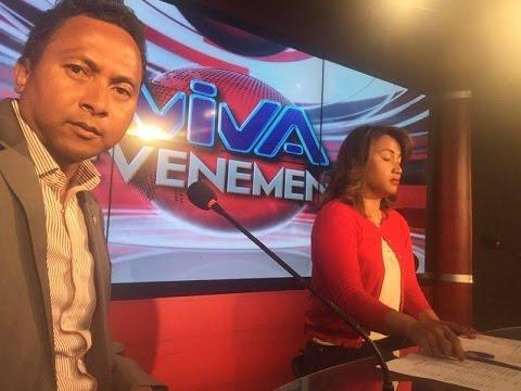 Augustin Andriamananoro. Soamahamanina. Viva TV 22 Sept. 2016