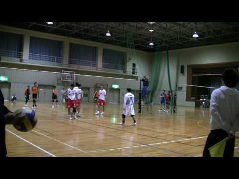 TOYOKAWA FOX VOLLEYBALL TFVTFOX x ATLANTAPARTE 7