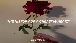 Damon Albarn - The History Of A Cheating Heart (Lyrics/Subtítulado)