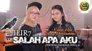SALAH APA AKU Reggae SKA by NIKISUKA feat KALIA SISKA