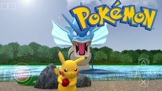 Top 5 INSANE 3D Pokemon Games For iOS & Android 2018   Hindi