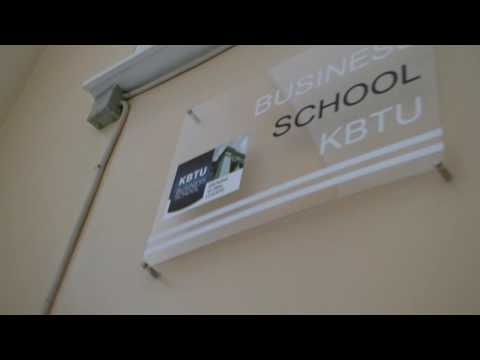 KBTU Business School Students'  life