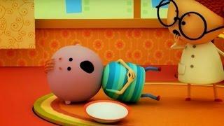 Аркадий Паровозов спешит на помощь - Почему нельзя есть лекарства без спроса - мультфильм детям.