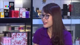 MISSI - Tư vấn nước hoa trên VTV 9