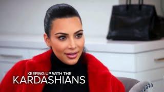 KUWTK | Kris Jenner Kicking Kim Kardashian and Kanye Out? | E!