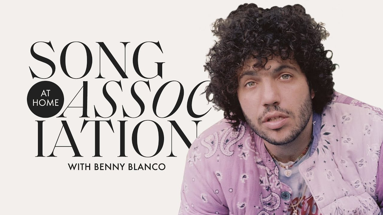 Benny Blanco Sings Fleetwood Mac, Katy Perry, and Weezer in a Game of Song Association