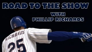 MLB 13 Road to the Show - RTTS Player Creation - Phillip Richards [EP1]