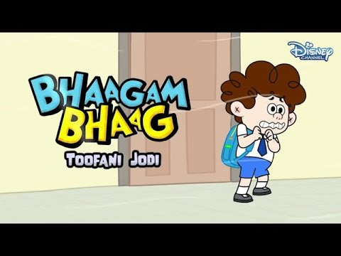 Download Bhaagam Bhaag Episode 4 Funny Cartoon In Hindhi For Kids