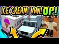"""🍦ALL NEW OP ICE CREAM VAN SIMULATOR UPDATE 2019!"" 🍦ICE CREAM VAN SIMULATOR - BETA Update (Roblox)"