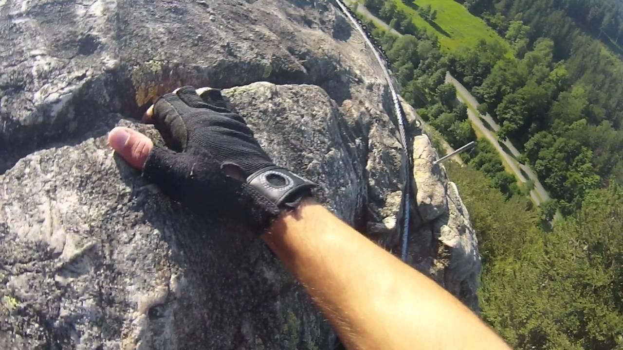 Klettersteig Schwarzwald : Tour todtnauer klettersteig im schwarzwald youtube