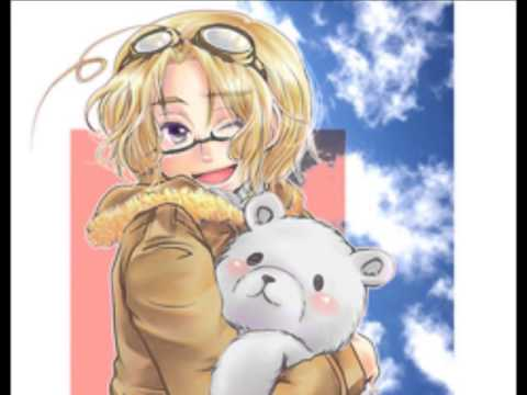 Hetalia AMV - In My Arms- France and Canada