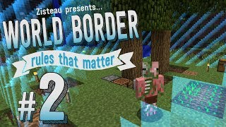 Minecraft :: World Border Rules That Matter #2 - A Funeral for Doug