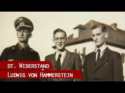 Illegal Untergetaucht Gesucht - Ludwig von Hammerstein nach dem 20. Juli 1944