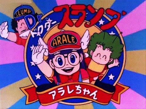 Dr. Slump Arale - Opening - Japanese- Arele Norimaki