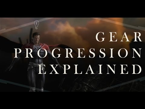 DCUO - Amazon Fury 3 - Gear Progression Explained