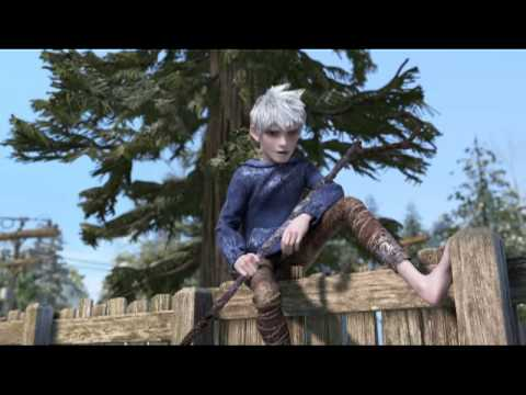 rise of the guardians jack frost dvd featurette youtube
