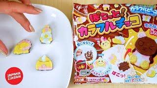 Czekoladko-gumy DIY  JAPANA zjadam #118 | Agnieszka Grzelak Vlog