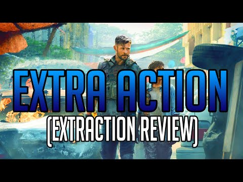 Netflix's Extraction Has EXTRA ACTION (Movie Review)
