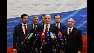 «Международная политическая жизнь будет вращаться в треугольнике...»