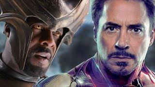 Avengers Endgame DELETED Moment Revealed By MARVEL - Iron Man FIGHTS  Heimdall
