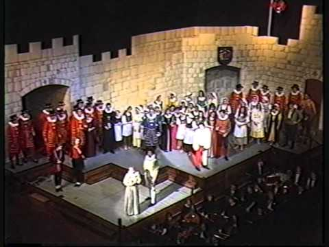 1992 The Yeomen Of The Guard - Act II Finale (