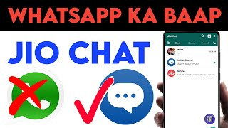 Best Whatsapp Alternative App Jio Chat Free And Easy To Use | How To Create Jio Chat Account screenshot 5