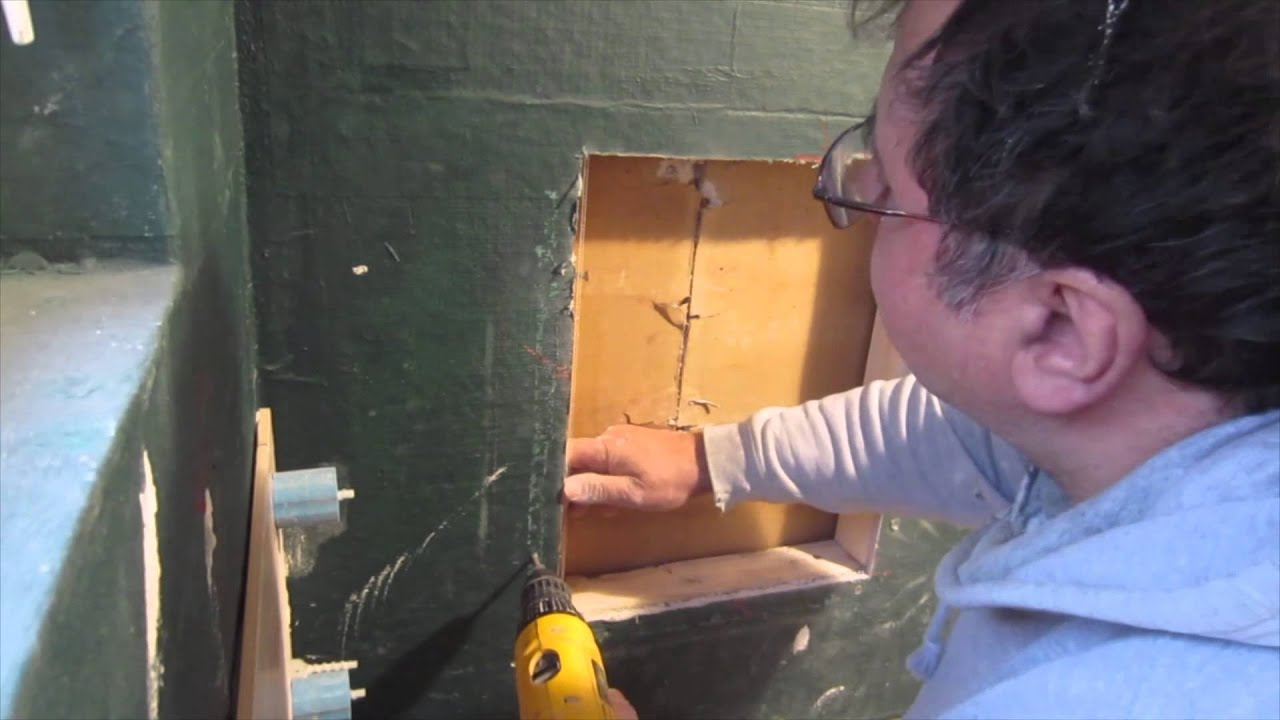 Complete Tile Shower Install Studs To Tile Part 8 Cutting