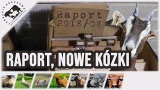 Lubuskie Angusowo - S1 E27 - Nowe kozy oraz raport z farmy